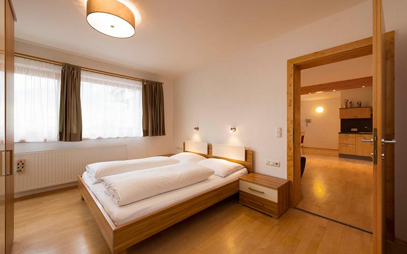 Appartement mit Küche 2