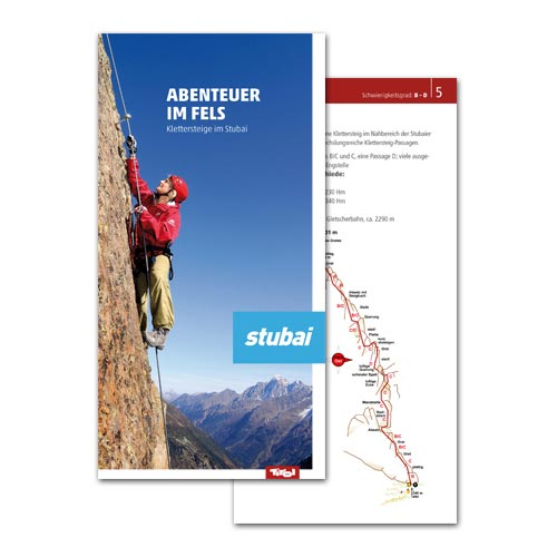 Climbing in the Stubai Valley - Folder