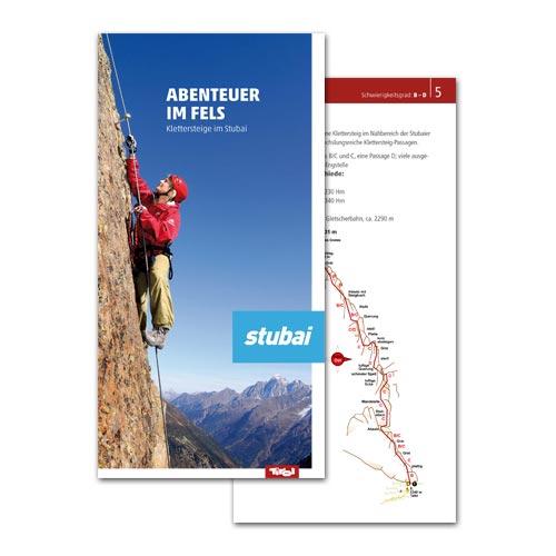 Klettern im Stubaital - Folder